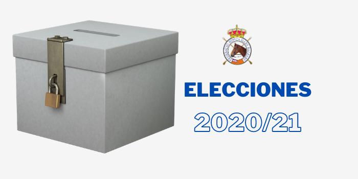 CENSOS ELECTORALES 20-21