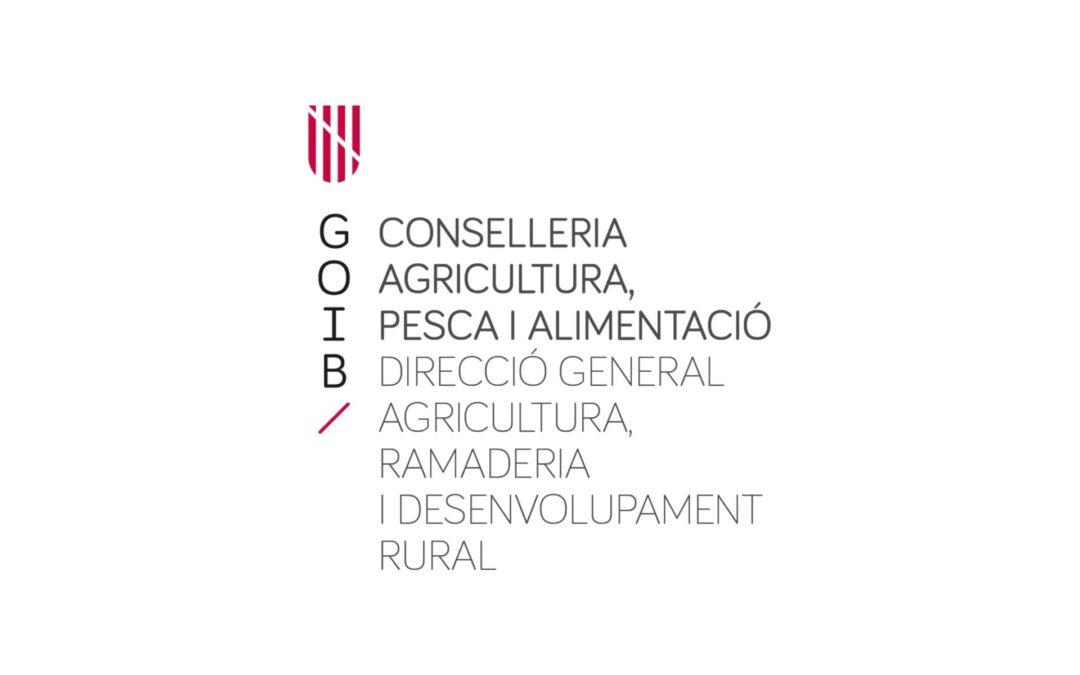 REUNIÓN CON LA «CONSELLERIA DE AGRICULTURA Y RAMADERIA».